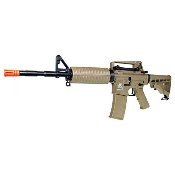 SRC Airsoft Rifle 2 src aeg-the dragon m4a1 nimah/charger included-metal gb(Airsoft Gun)