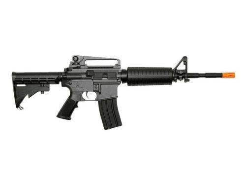 Prima USA  2 jg m1a4 metal gear box electric airsoft rifle nicads/charger included(Airsoft Gun)