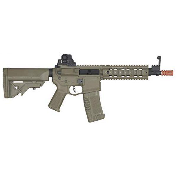 Elite Force Airsoft Rifle 2 Elite Force Amoeba AM-008 AEG Automatic 6mm BB Rifle Airsoft Gun, FDE