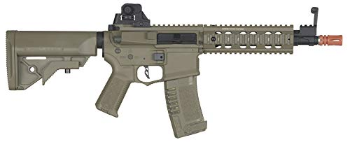 Elite Force Airsoft Rifle 2 Elite Force Amoeba AM-008 AEG Automatic 6mm BB Rifle Airsoft Gun, FDE