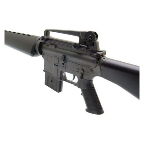 Prima USA Airsoft Rifle 3 jg m16a1 vietnam aeg airsoft rifle with full stock - black(Airsoft Gun)