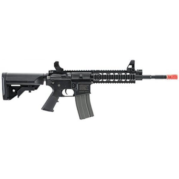 Umarex Airsoft Rifle 3 Elite Force M4 AEG Automatic 6mm BB Rifle Airsoft Gun, CFR, Black
