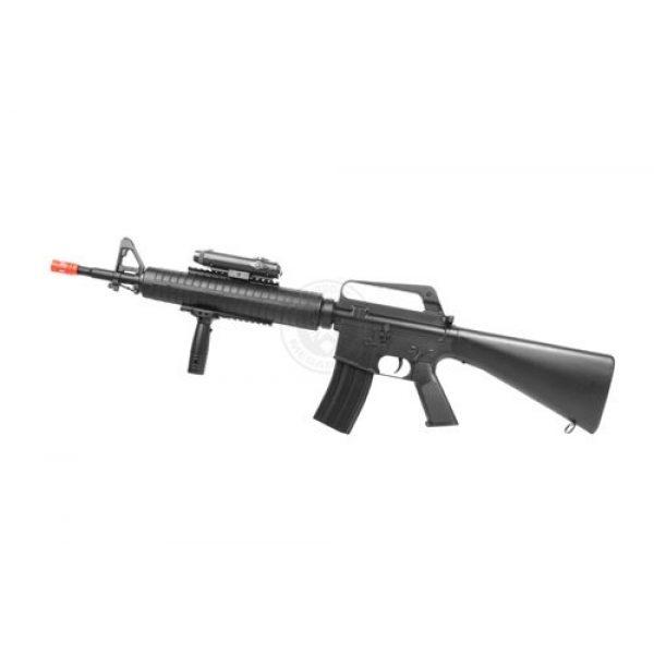 Well Airsoft Rifle 3 wellfire m16a3 Spring Airsoft Rifle - w/Vertical Grip & Flashlight Unit m16(Airsoft Gun)