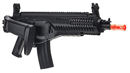 Elite Force Airsoft Rifle 4 Elite Force Beretta Arx 160 AEG Automatic 6mm BB Rifle Airsoft Gun, Arx 160 Competition, One Size, Black (2274082)