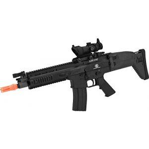 FN Airsoft Rifle 1 FN Scar L AEG - black