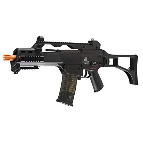 Elite Force Airsoft Rifle 2 Elite Force HK Heckler & Koch G36 C AEG Automatic, Black
