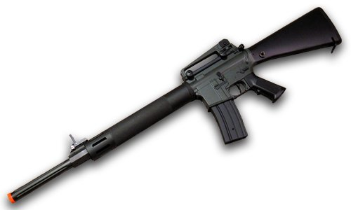 Jing Gong (JG)  1 jing gong m16 ufc airsoft electric gun jg6628(Airsoft Gun)