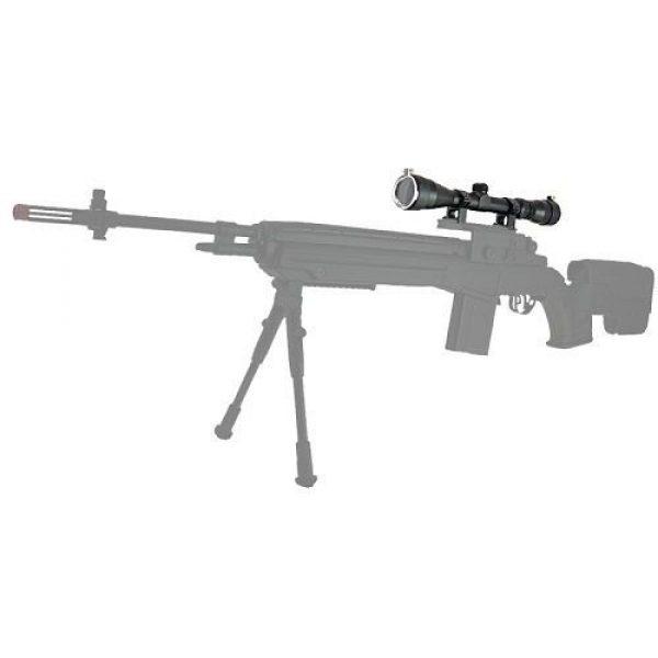 Prima USA Airsoft Gun Scope 7 AIM Sports 3-9x40mm Airsoft Rifle Scope