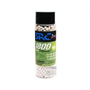 SRC Airsoft BB 1 SRC 0.40G Perfect [BIO Heavy] BB Tested Precision Biodegradable 6mm Airsoft BBS