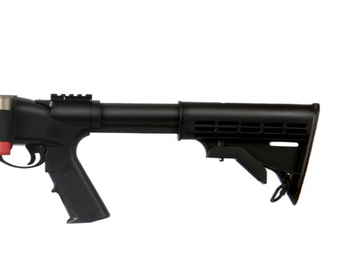 UKARMS  3 UKARMS Tactical Specialist RIS Spring Airsoft Shotgun FPS-320 w/Accessories