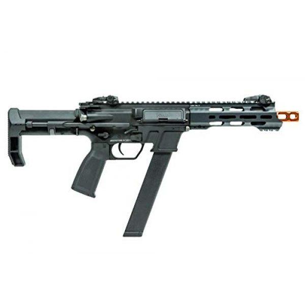KWA Airsoft Rifle 1 KWA AEG 2.5 QRF MOD.2 Full Metal MLok Rail CQB Airsoft w/Adjustable FPS