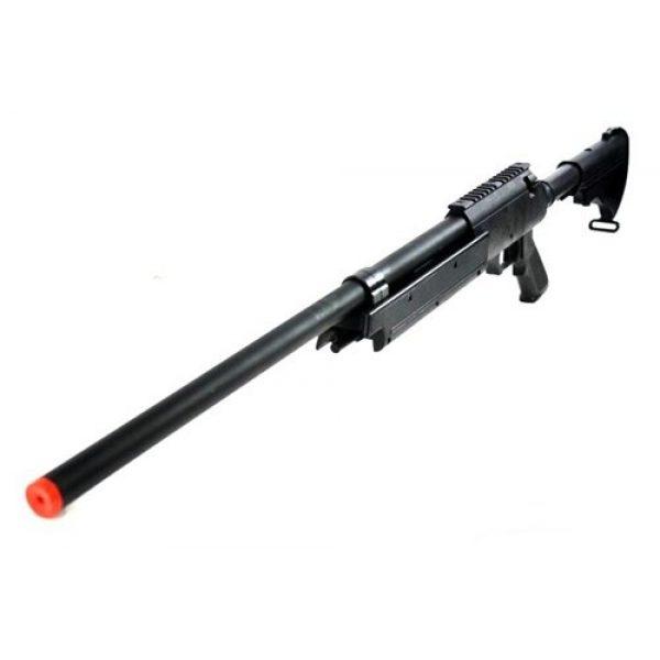 Well Airsoft Rifle 1 470 fps wellfire aps sr-2 modular full metal bolt action sniper rifle mb06a(Airsoft Gun)