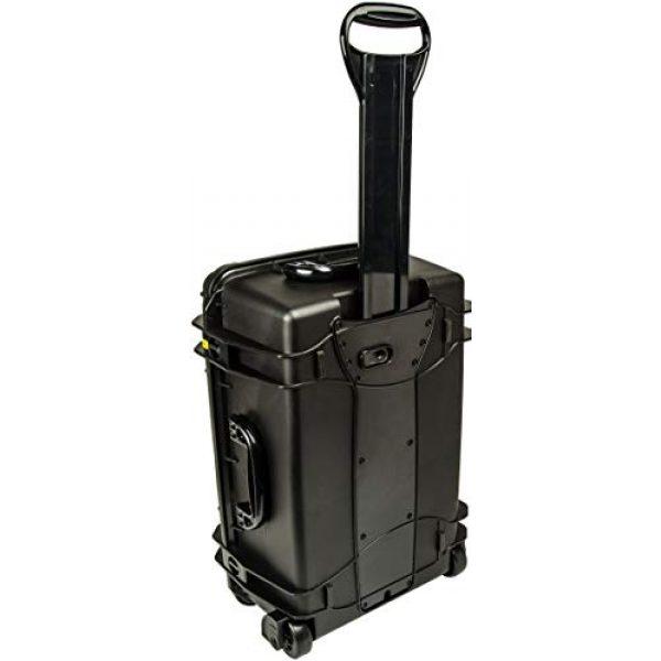 Case Club Pistol Case 3 Case Club 8 Pistol Pre-Cut Waterproof Case with 2 Silica Gel Canisters to Help Prevent Gun Rust