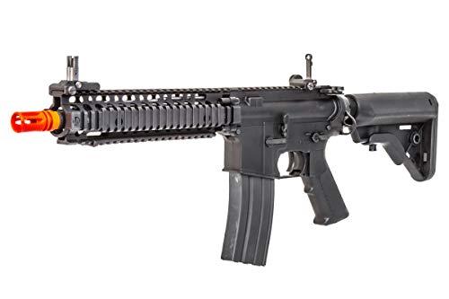 E&L Airsoft  1 E&L MK18 MOD I M4 Elite Version Carbine AEG Airsoft Rifle (Black)