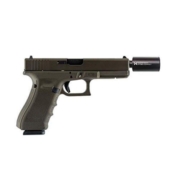 XCORTECH Airsoft Gun Mini Tracer Unit 2 Xcortech XT301 Mini Tracer Unit[For GBB/-14mm] (Black)