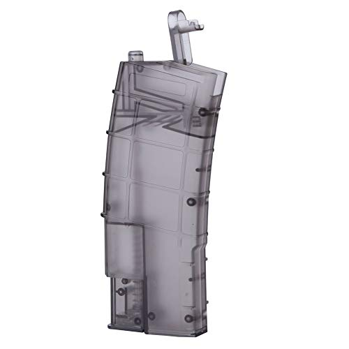 Will Outdoor  3 Will Outdoor Paintball Plastic BB Loader 500 Rounds Tactical Military BB Loader Hunting Accessories