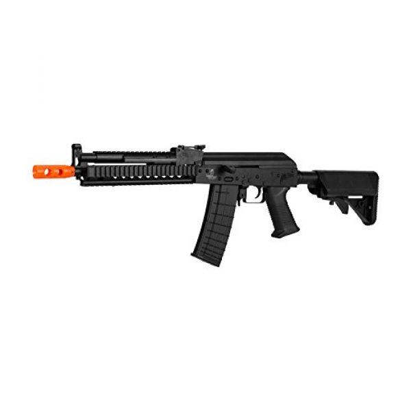 Lancer Tactical Airsoft Rifle 2 Lancer Tactical LT-10 Electric Airsoft Rifle RIS AEG Metal Gear 380-FPS