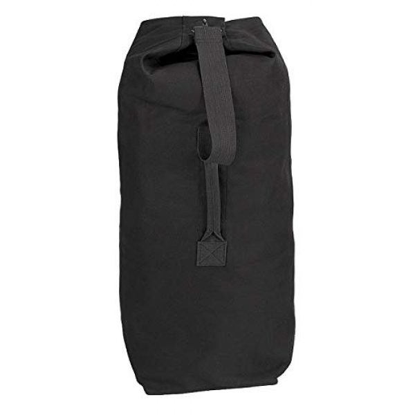 Rothco Tactical Backpack 5 Heavyweight Top Load Canvas Duffle Bag