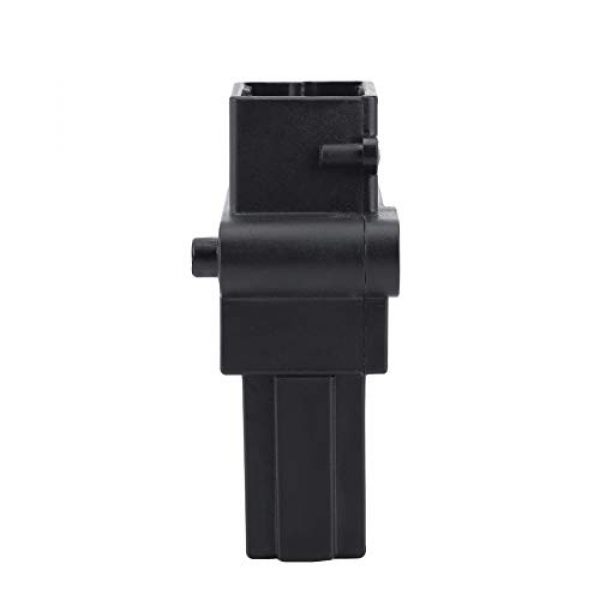 Tactical Area Airsoft BB Loader Adapter 3 Tactical Area BB Loader Converter to Adapt Mag Games for Hunting Airsoft Paintball CS War Games