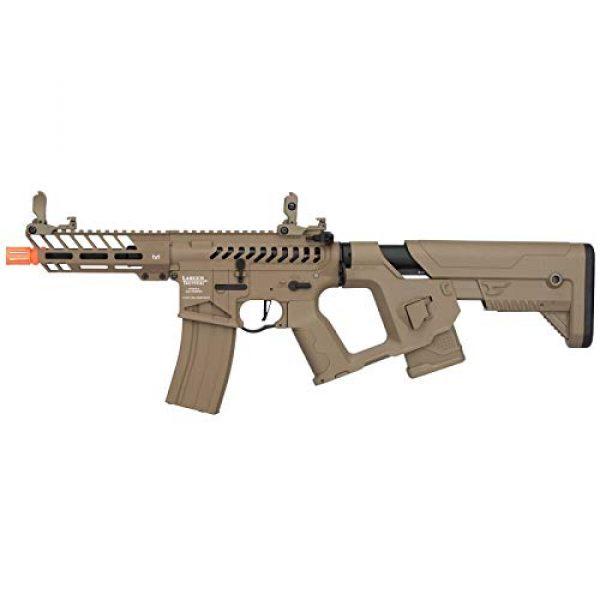 Lancer Tactical Airsoft Rifle 1 Lancer Tactical Enforcer NEEDLETAIL Skeleton AEG Low FPS TAN