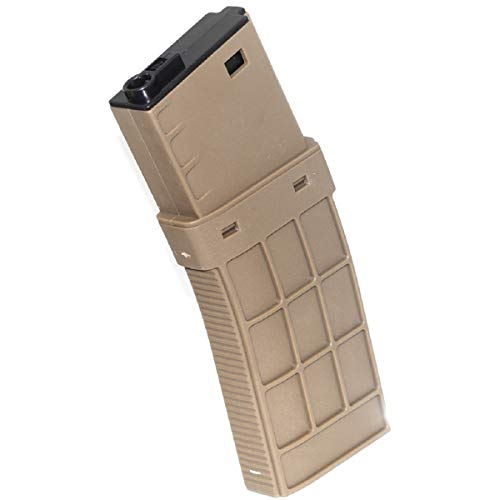 Airsoft Shopping Mall  1 Airsoft Shooting Gear CYMA 220rd Waffle Mag Mid-Cap Magazine for CYMA