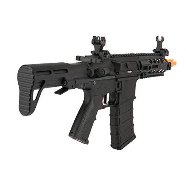 Lancer Tactical Airsoft Rifle 5 Lancer Tactical Classic Army AR4 SBR Light AEG CQB Airsoft Rifle Black 360 FPS