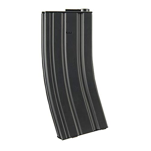 Lancer Tactical  1 Lancer Tactical 120 Round Mid-Cap G2 Metal 6mm M4 / M16 AEG Airsoft Magazine Clip (1)