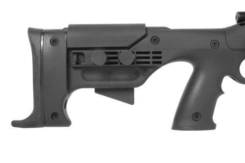 Airgunplace  6 wellfire mb11d full metal bolt action sniper rifle w/ scope and bipod(Airsoft Gun)