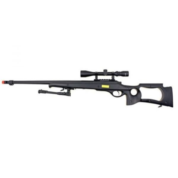 Well Airsoft Rifle 2 Well AWN G22 heavy single bolt action sniper airsoft rifle with 3,300 .30g bb's(Airsoft Gun)