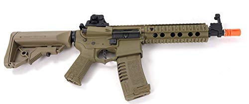 Elite Force  4 Elite Force Ares Amoeba AM-008 AEG Gen.5 Airsoft Rifle in Tan