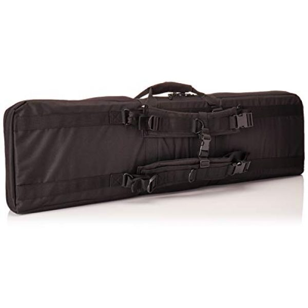 "NcSTAR Rifle Case 2 NcSTAR 36"" Double Carbine Padded Weapons Case, Black CVDC2946B-36"