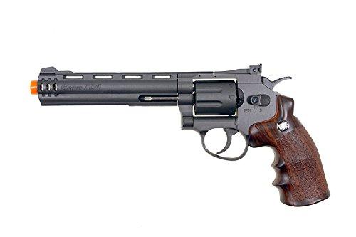 WG  1 wg model-704 6 revolver CO2 nbb w/nylon rotary drum & barrel(Airsoft Gun)