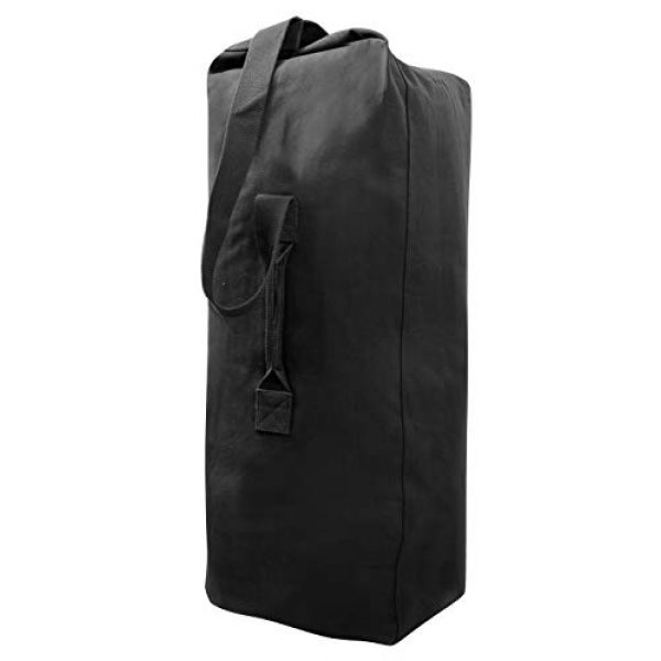 Rothco Tactical Backpack 3 Heavyweight Top Load Canvas Duffle Bag
