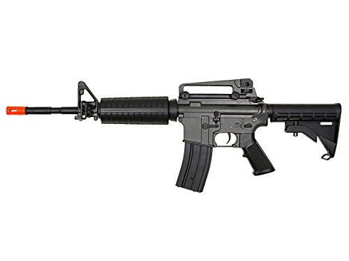 Jing Gong (JG) Airsoft Rifle 1 JG aeg-m1a4 nicads/charger included-metal gearbox(Airsoft Gun)
