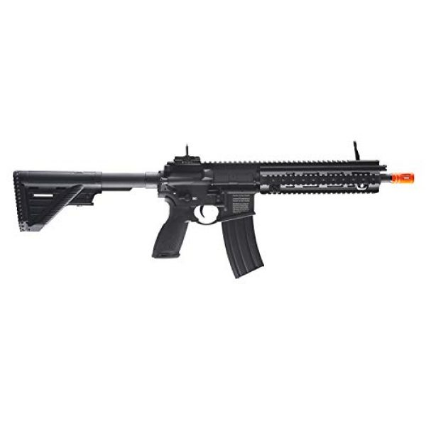 Elite Force Airsoft Rifle 5 Elite Force HK Heckler & Koch 416 A5 AEG Automatic 6mm BB Rifle Airsoft Gun, Multi, One Size (2262063)