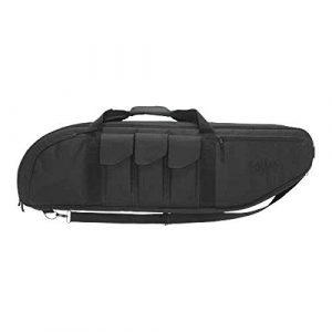 Allen Company Rifle Case 1 Allen Tactical Battalion Tactical Case, Black, 38