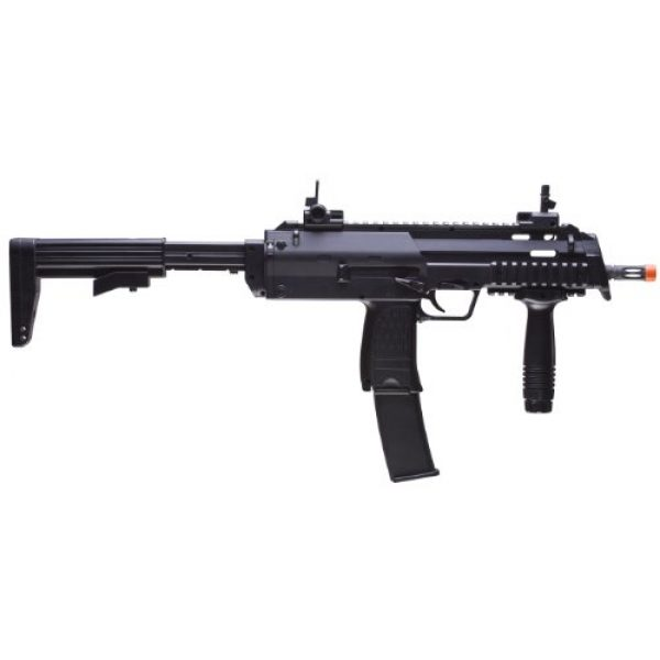 Elite Force Airsoft Rifle 3 Umarex 2279040-HEK 2279040 Hecker and Koch MP7 AEG Airsoft Air Gun Pistol, Black Matte Finish, 24.5in. x 3.75in. x 10.5in.