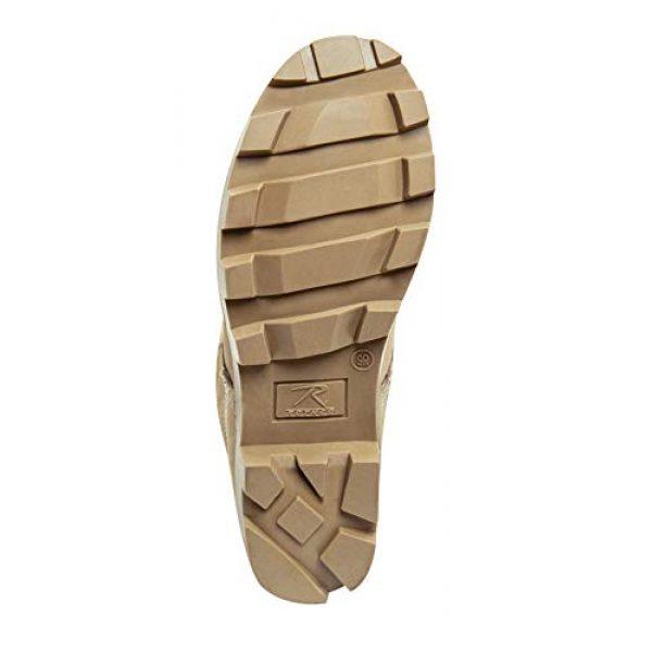 Rothco Combat Boot 4 G.I. Type Speedlace Desert Tan Jungle Boot