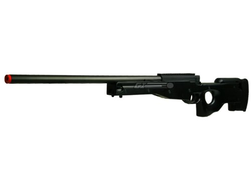 Double Eagle  1 double eagles full metal l96 bolt action sniper rifle airsoft gun ( blk )(Airsoft Gun)
