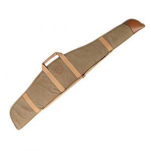 TOURBON Rifle Case 1 TOURBON 52 inch Scoped Rifle Slip Case Tactical Shotgun Gun Storage Bag