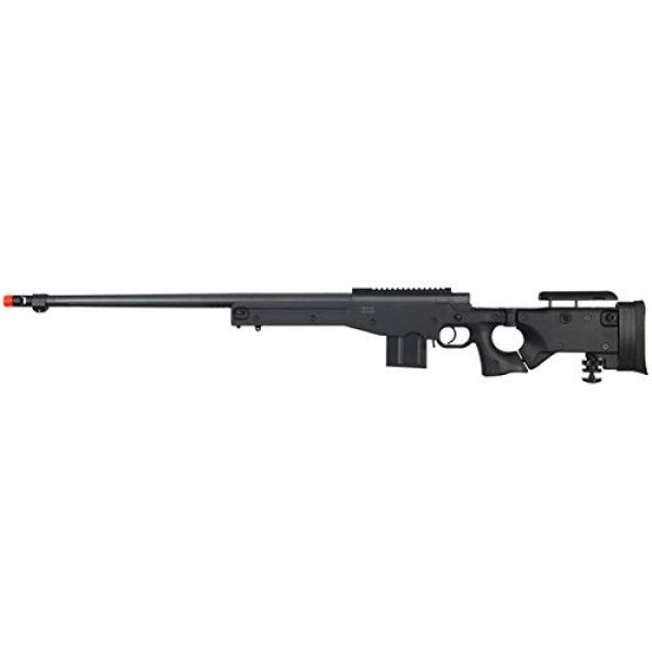 Well Airsoft Rifle 1 Well MB4403 Airsoft Sinper Rifle - Black