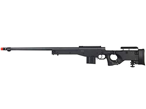 Well  1 Well MB4403 Airsoft Sinper Rifle - Black
