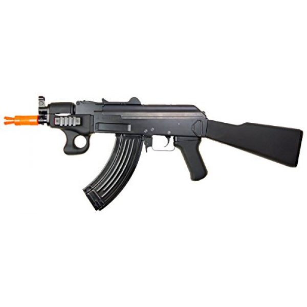 SRC Airsoft Rifle 1 src aeg-a7 spetsnaz semi/full auto nimah/charger included-metal(Airsoft Gun)