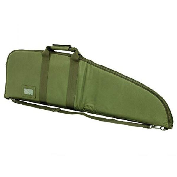 NcSTAR Rifle Case 3 NcSTAR VISM Deluxe Padded Rifle Case with External Magazine Pockets