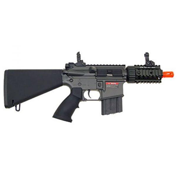 Jing Gong (JG) Airsoft Rifle 3 JG aeg-m4 baby semi/full auto nicads/charger included-metal g-box(Airsoft Gun)