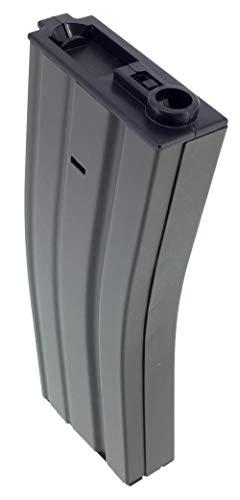 SportPro  2 SportPro Jing Gong 300 Round Metal High Capacity Magazine for AEG M4 M16 Airsoft - Grey