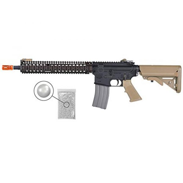 Wearable4U Airsoft Rifle 1 Umarex VFC Avalon Block II AEG Electric BB Full/Semi Auto Metal Airsoft Airgun with Wearable4U Bundle