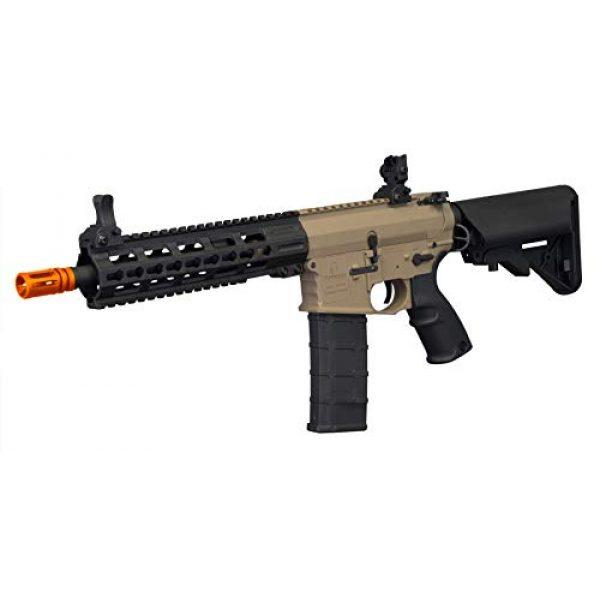 Tippmann Airsoft Airsoft Rifle 4 Tippmann Commando CQB AEG Airsoft Rifle - Desert