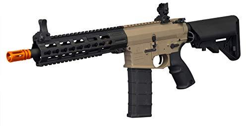 Tippmann Airsoft  4 Tippmann Commando CQB AEG Airsoft Rifle - Desert