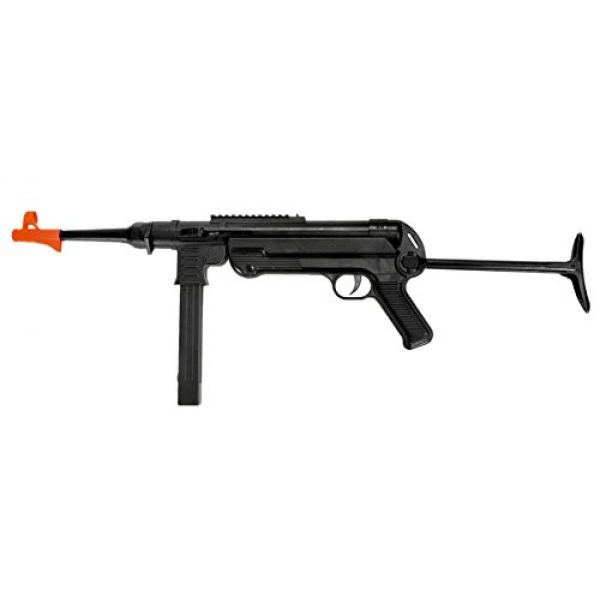 Double Eagle Airsoft Rifle 1 Double Eagle WWII MP40 Spring Powered Airsoft Rifle Gun FPS 250 w/Folding Rear Stock